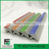 Plastic pvc furniture trim edge bangding / E shape profile/ F shape profile/ T shape profile