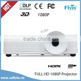 2015 New Arrival !High end home theater 16:9 wide screen 2800 lumens full HD 1080P Video Projector