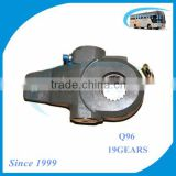 guangzhou bus parts brake system slack adjuster arm Q96 with 19 gears
