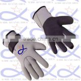 Neoprene fishing hand gloves