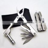 multi functions pliers, protable pliers with LED light,promotional gift
