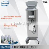2015 sales Portable fractional rf face lift machine/best rf skin tightening face lifting machine/face lift machine for sale