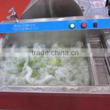 High Hfficient Convinient Automatic Vegetable Fruit Washing and Cleaning Machine Frozen Meat Thaw Machine