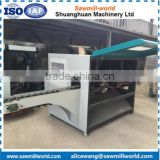 Shuanghuan multiple blades wood sawmill machine export to many countries
