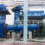 Ammonium sulfate fertilizer granulator, suitable for powder material with moisture content less than or equal to 5%