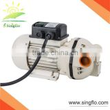 Singflo 40LPM AC chemical dispenser,urea solution AdBlue pump/urea Pump/DEF pump for IBC System