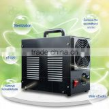 Portable 3g 5g high quality air cooling system clean air industrial ozone generator manufacturer