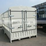 insulated refrigeration truck body /transportation service freezer truck box body for sale