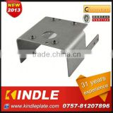 Kindle metal high precision sheet metal furniture metal connector parts with 31 years experience
