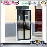 Glass Door Steel Armario/Otobi Furniture Steel Almirah in Bangladesh Price/2 Door Clothes Storage Cabinet