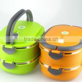 PTB-02 portable Lunch box actangle