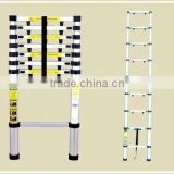 3.8m TELESCOPIC LADDER,EXTENSION LADDER,COMBINATION LADDER,LOFT LADDER,ATTIC LADDER,SCAFFOLD LADDER,PLATFORM