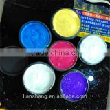 Manufactuer OEM/ODM Hot Sale Temporary Silver Blue Purple White Color Hair Color Wax