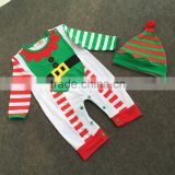 Top and Pants Ruffle Outfit For Kids Newborn Baby Christmas Festival Boutique Clothing Wholesale Stylish Kids Clothes