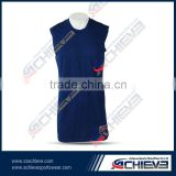latest dress designs for women netball uniform wholesale custom school netbal dress design