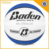 custom logo printed rubber leather PVC balls mini custom basketballs