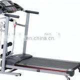 2.0HP home treadmill W528D black color