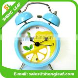 Metal Mini Table Alarm Clock for Promotion Gift Funny Alarm Clock