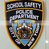 School Safety Badge which attach or pin on cloth