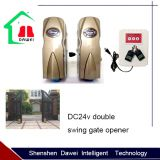 opener/electric swing gate opener guangzhou/automatic gate opener double swing