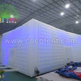 Giant Led Lighting Inflatable Cube Tent Outdoor Inflatable Party Tent