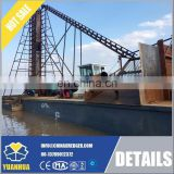 Drilling sand dredger for Tonga dredging machine