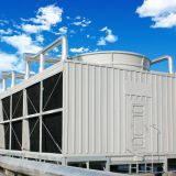 Mechanical Draft Cooling Tower Couter-flow Copper Coil Water Cooling Tower