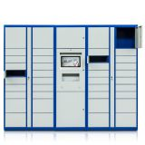 intelligent parcel locker with Access control system board and electronic lock