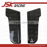 2008-2014 PASSWORD JDM STYLE CARBON FIBER REAR BUMPER SIDE FIN FOR NISSAN R35 GTR(JSK220969)