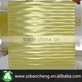 Food Grade decorative transparent marble 2mm glitter acrylic sheet
