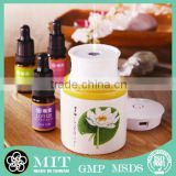 Mini USB ceramics aromatherapy fragrance oil portable nebulizer