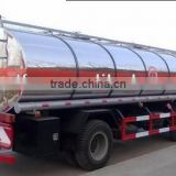 3 axles Dongfeng 58500L LPG tank trailer CLW9402GYQ for sale