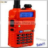 Ecome Profesional Baofeng UV-5R Two Way Radio with long range Walkie Talkie for military                                                                         Quality Choice