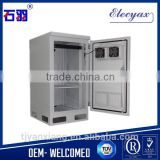 Battery/Solar Power outdoor cabinet service/SK-235M waterproof telecom outdoor cabinets with fan