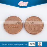 China factory cheap price good quality Gold, Silver board game token
