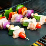 Highest Quality Heat Resistant BBQ Grill Mat - Set of 3 Non-stick Grilling Mats Oven Liners