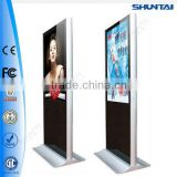Large Size Screen 65 Inch AD Player Shopping Mall Kiosk