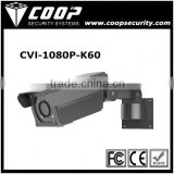 Outdoor HD CVI Camera IP66 IR 60M Bullet HD-CVI Camra CCTV Full HD 1080P CVI