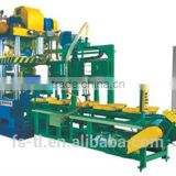 China high quality heat press machine for sale/easy to control tile and brick press machine