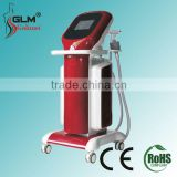 3 in 1 PDT RF wrinkle removal machine 8 inch color touch LCD screen vacuum rf beauty machine