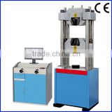 100 ton WAW-D Computer Control Electro-hydraulic Universal Concrete Compression and Tensile Testing Equipment / universal tester