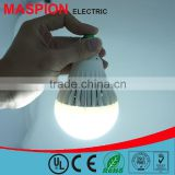 LED emergency bulb China hot product 7W rechargeable 4000K/6500K LED emergency lamp price