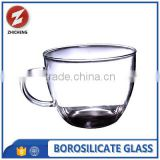 wholesale borosilicate glass coffee cup with handle                                                                         Quality Choice