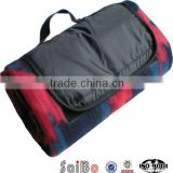 New Style printed Polar fleece Water proof Picnic blanket                                                                         Quality Choice                                                     Most Popular