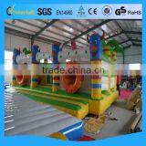 2014 Best price giant adult inflatable bouncer slide,cheap inflatable slide for sale,china commercial grad/inflatable ship slide