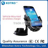 Original USA TI Charging Solution mobile Qi car mount wireless charger transmitter