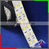60 leds/m 14 w IP68 double silicone coated led strip 5050