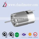guarantee quality 12V carbon brush dc motor CL-RS380PH for drill motor and vacuum cleaner