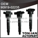 Auto Ignition System parts 90919-02235 Ignition Coil for Toyota ST210 3S-FSE                                                                         Quality Choice
