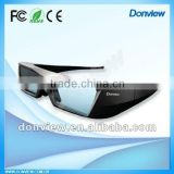 fashion eyewear donview active shutter 3D lcd eyeglasses